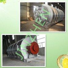 Trasformatore di olio di riciclaggio dei rifiuti dei pneumatici/di plastica per olio per macchine rigenerazione