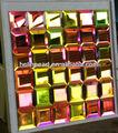 Mode glace, carreaux de mosaïque en verre craquelé