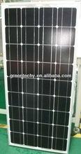 36cells mono solar panel-100w