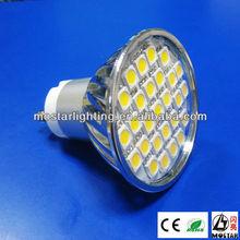 guangdong led 5050 Wind - Shape CE GU10 LED Spot