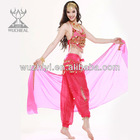 China latest hot selling belly Dancewear outfits,sexy professional cheap belly dance costumes suit 3 pieces