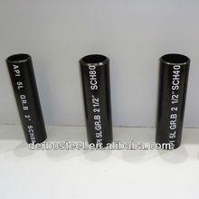 API5L Grade B/Seamless Steel Tube 3'' INCH SCH 40 Diam ext . 88,9 x Esp. 5,49