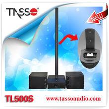 TASSO TL500S Powered Column array loudspeaker pro sound equipment