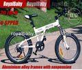 """Scalatore royalbaby 20"""" ragazzi mountain bike per la vendita con sospensione e telai in alluminio"""