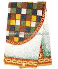 new top seller wax printed fabric ankara print african super wax fabric batik print fabric 100% cotton