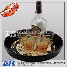 round bar serving tray
