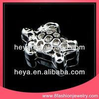 silver tortoise charm jewelry accessory