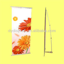 Zine Alloy L Banner stand