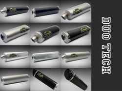 Laser High Performance Racing Motorcycle Exhaust Pipe for Yamaha,Suzuki,Kawasaki,BMW, Honda, Ducati Honda