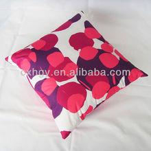 2013 fashion heat transfer printed cuhion covers wholesaler cushion cover