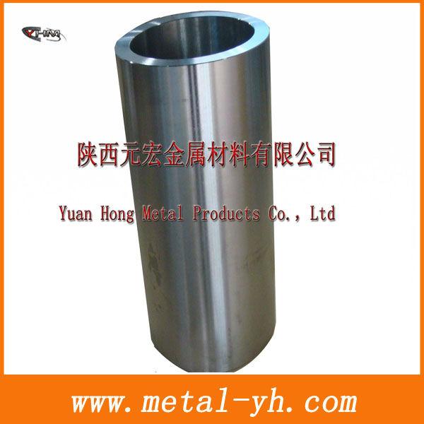 99.95% de alta pureza tubo de tungstênio volfrâmio barril
