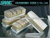 good quality diamond sharpening block,resin and metal Diamond Fickert Block