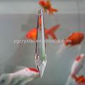 gotas de cristal para lámparas de araña