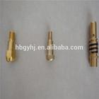 Tip holder /tip body for MIG welding torch