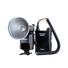 US Freeshipping GODOX WITSTRO Camera Flash AD360kit for all DSLR cameras + PB960 lithium battery pack
