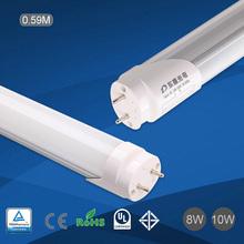 Best price t8 60cm 10w LED tube light cost