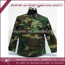 US Army Jungle Camouflage V2 BDU Uniform