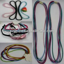 Long Elastic Hair Bands,Bungee Hair Cord,30CM Bungee Cord