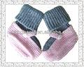 2014 nuevo diseño de alta calidad de la mano de punto bebé zapato 1