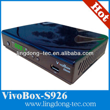 Smart tv box vivobox S3 f for nagra 3 free work good than az fox