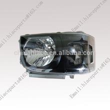 2-0113 TOYOTA HIACEcommuter van /QUANTUM Headlight-black bottom(2005)