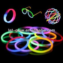 Neon Glow Necklace Single colour 5x280mm