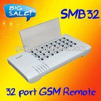 SIM SEVER Sim Bank 32 SMB 32 SIM Card slot With Auto Imei Change