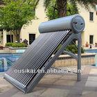 2015 copper coil solar water heater (200liter)