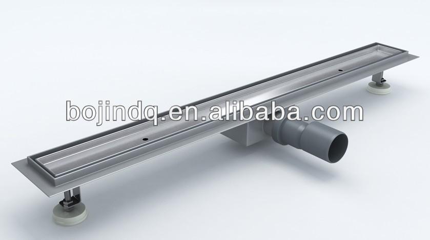 Rinnenablauf Dusche : Stainless Steel Linear Shower Drain