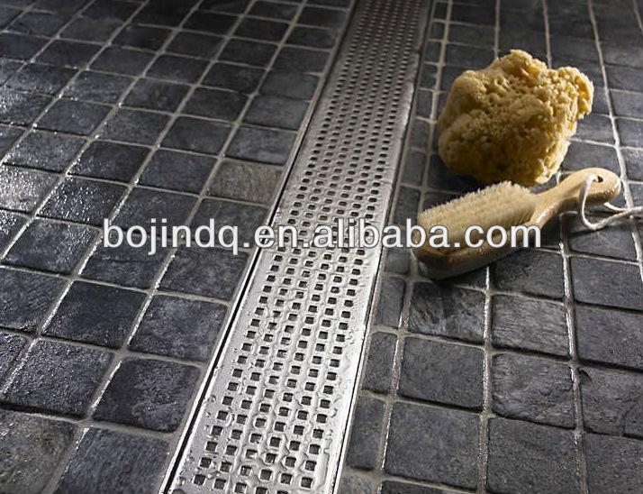 Rinnenablauf Dusche : Linear Shower Trench Drain