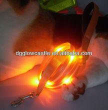Can be made USB flash drive led pet/dog leash