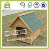 SDD04 wooden pet cage dog kennel