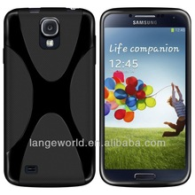 C&T 2013 New Arrival X-Line Ultra Durable TPU Back Case Cover Skin for Samsung Galaxy S4 SIV i9500