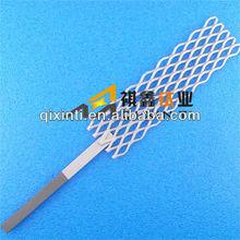 Silver and Gold electroplating Using Platinum mesh electrode