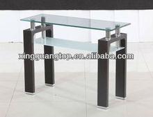 Modern design high gloss & glass dining table (Hot -selling &popular)
