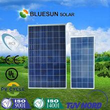 Bluesun brand high quality chinese cylindrical solar panel