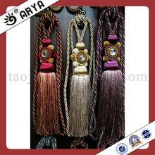 Curtain Tassel Rope Tie Backs,Tiebacks and Tassels