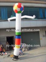 Customized football air dancer