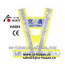 HUATE High-Visibility Reflective Prismatic Safety Vest/safety jacket