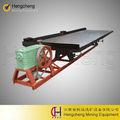 Jiangxi cromo equipamentos concentração/shaking tabelas