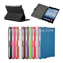 FL628 2013 Guangzhou STOCK market hot press case for ipad mini, leather case stand case for ipad mini, NO MOQ