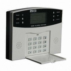 Easy operated GSM Home Alarm System supports SMS and dialing alarm