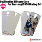 DIY Silicone Phone Case for Samsung i9500(Galaxy S4)