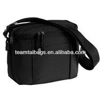 Durable 600D beer can cooler bag