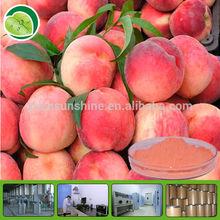 instant freeze dried fruit powder/honey peach