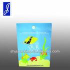 die cut LDPE plastic air sickness bag airstickness bag