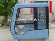 EX100 excavator cab, operator cab,EX100,EX200-5,EX220,ZAXIS60,ZAXIS90,ZAXIS110,ZAXIS200-3,ZAXIS220,