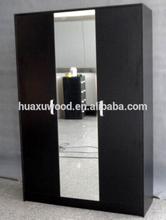HX140721-SL01 Modern design bedroom furniture wardrobe closet price
