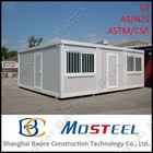 Modular homes for portable toilet