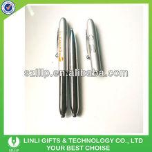 Custom logo business gift pen metal